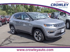 2020 Jeep Compass LIMITED 4X4 Sport Utility in Bristol, CT