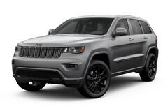 New 2019 Jeep Grand Cherokee ALTITUDE 4X4 Sport Utility in Bristol, CT