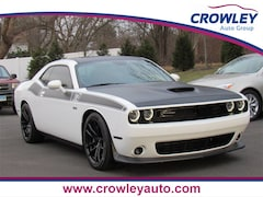 Certified Pre-Owned 2017 Dodge Challenger T/A 382 Coupe 2C3CDZFJ0HH618128 19758AA in Bristol, CT