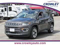 New 2019 Jeep Compass LIMITED 4X4 Sport Utility 19C1542 in Bristol, CT