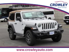 New 2020 Jeep Wrangler BLACK AND TAN 4X4 Sport Utility 20C0052 in Bristol, CT