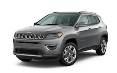 New 2020 Jeep Compass LIMITED 4X4 Sport Utility 20C0802 in Bristol, CT
