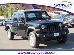 New 2020 Jeep Gladiator SPORT S 4X4 Crew Cab 20C0273 in Bristol, CT
