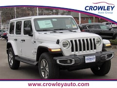 2020 Jeep Wrangler UNLIMITED NORTH EDITION 4X4 Sport Utility in Bristol, CT