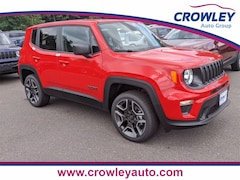 2020 Jeep Renegade JEEPSTER 4X4 Sport Utility in Bristol, CT