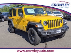 New 2021 Jeep Wrangler UNLIMITED ALTITUDE 4X4 Sport Utility 21C0012 in Bristol, CT