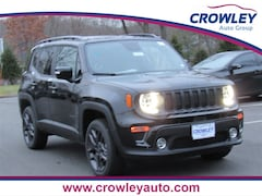 New 2019 Jeep Renegade HIGH ALTITUDE 4X4 Sport Utility 19C1979 in Bristol, CT
