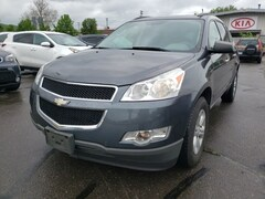 Used 2012 Chevrolet Traverse LS SUV 5762A in Bristol, CT