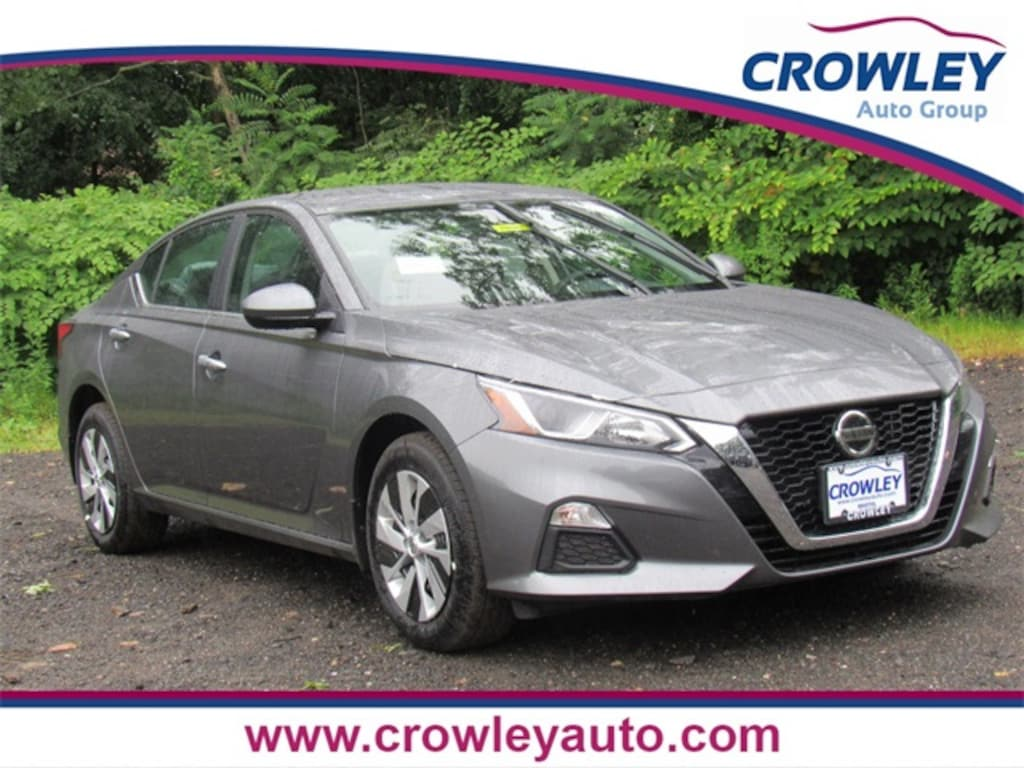 New 2020 Nissan Altima For Sale At Crowley Nissan Vin