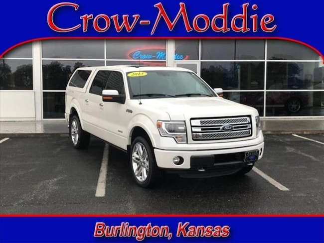 2013 Ford F-150 Limited Crew Cab Short Bed Truck
