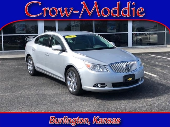 2012 Buick Lacrosse Premium 3 Group Sedan