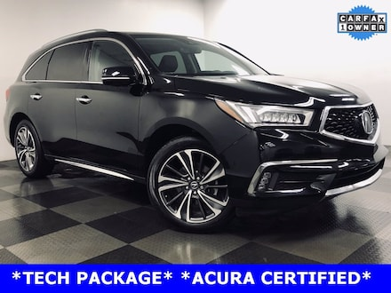 2020 Acura MDX Technology Package SUV