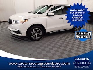2018 Acura MDX 3.5L CERTIFIED SUV