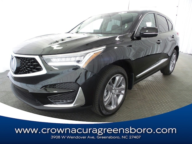 New 2019 Acura Rdx With Advance Package For Sale Greensboro Nc