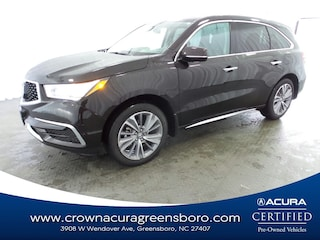 2017 Acura MDX w/Technology Pkg FWD w/Technology Pkg