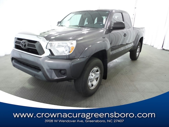 2015 Toyota Tacoma PreRunner 2WD Access Cab I4 AT PreRunner