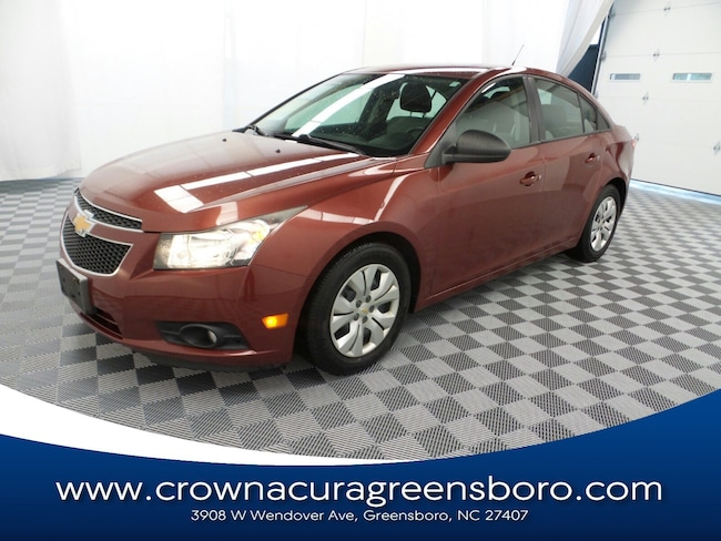 Used 2013 Chevrolet Cruze LS For Sale in Greensboro NC |