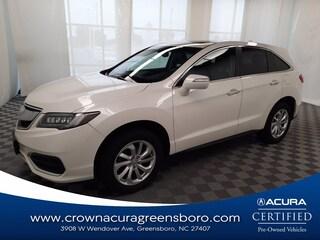 2018 Acura RDX Base CERTIFIED SUV
