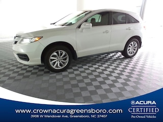 2017 Acura RDX w/Technology/AcuraWatch Plus Pkg SUV