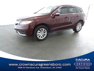 2016 Acura RDX Base CERTIFIED FWD