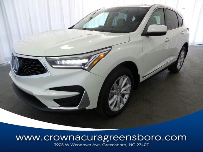 Acura Of Fayetteville >> New 2019 Acura Rdx Base For Sale Fayetteville Nc