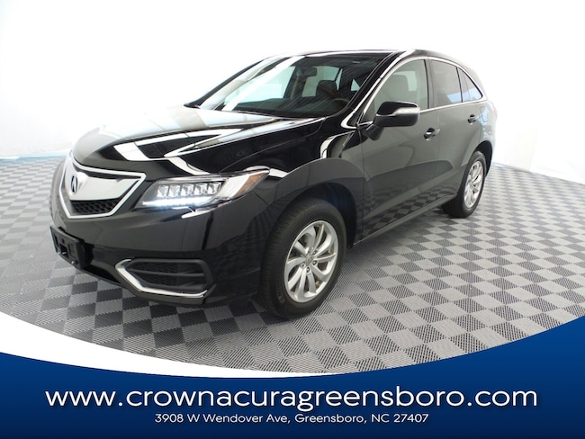 2017 Acura RDX Technology Package FWD w/Technology Pkg