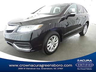 2018 Acura RDX Base CERTIFIED FWD