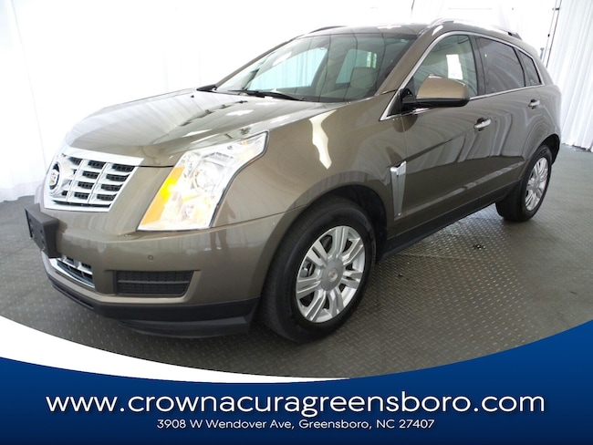 2016 Cadillac SRX Luxury Collection AWD  Luxury Collection