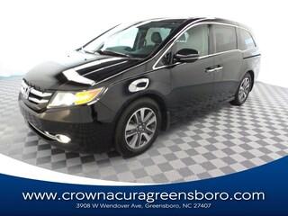 2014 Honda Odyssey Touring Touring