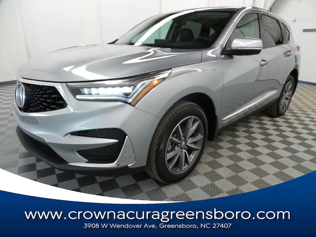 2020 Acura RDX SH-AWD with Technology Package SUV
