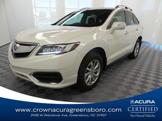 2017 Acura RDX Technology Package CERTIFIED
