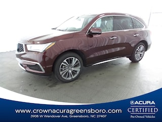 2017 Acura MDX w/Technology/Entertainment Pkg FWD w/Technology/Entertainment Pkg