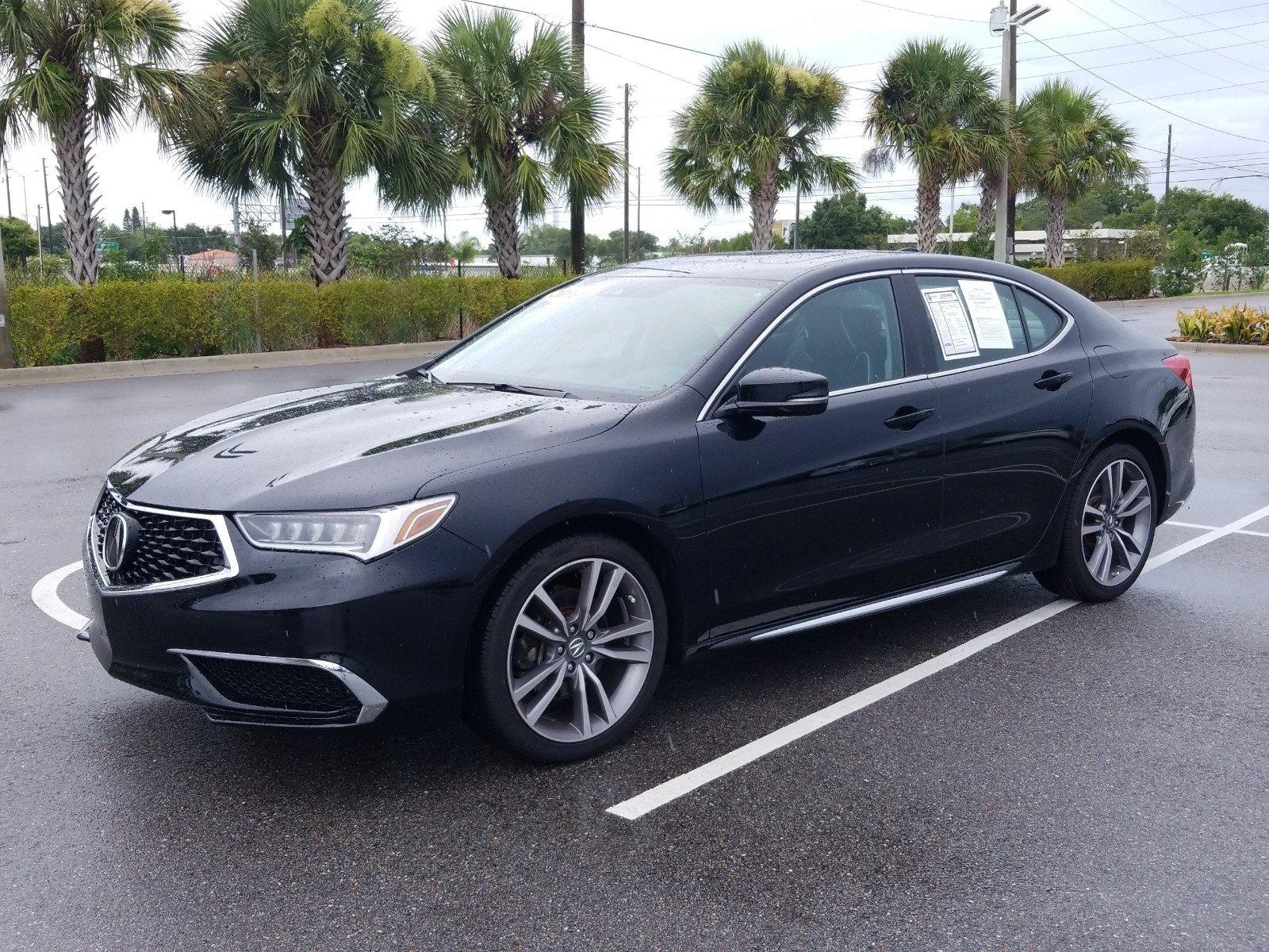 2019 Acura TLX w/Technology Pkg 3.5L FWD w/Technology Pkg