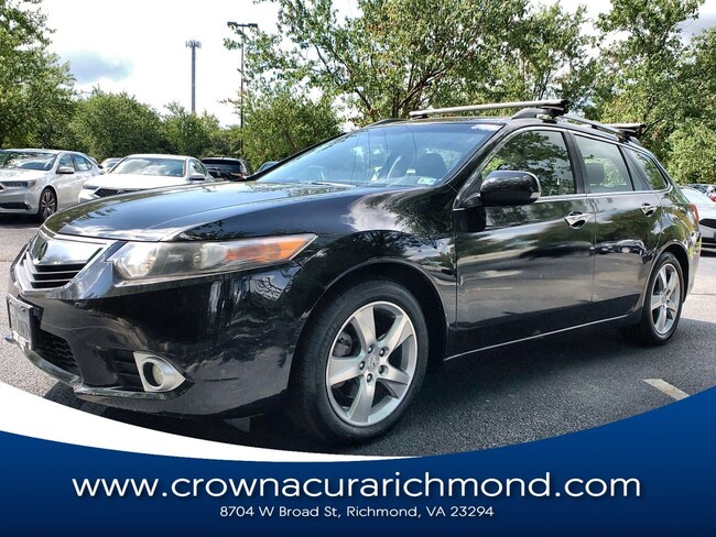 2012 Acura TSX 2.4 w/Technology Package (A5) Wagon
