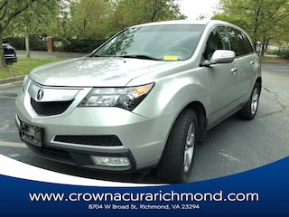 2013 Acura MDX 3.7L Technology Package (A6) SUV