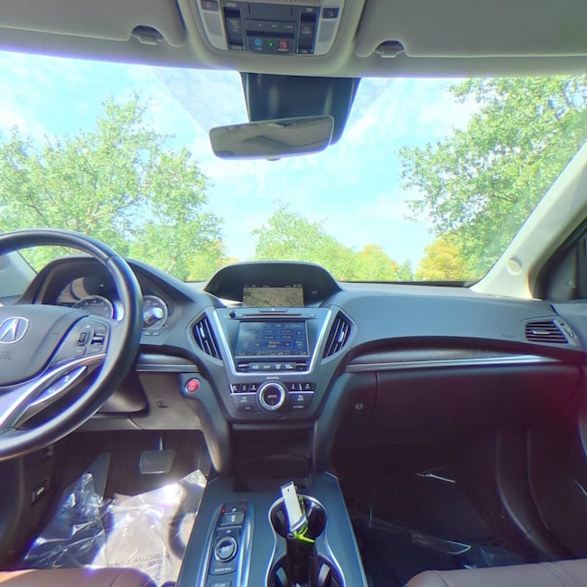 Used 2017 Acura MDX For Sale At Crown MINI Of Richmond