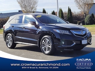 2018 Acura RDX V6 with Advance Package SUV