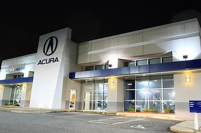 directions and hours to new acura and used car dealership. Black Bedroom Furniture Sets. Home Design Ideas