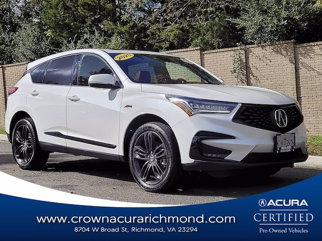 2020 Acura RDX A-Spec Package SUV