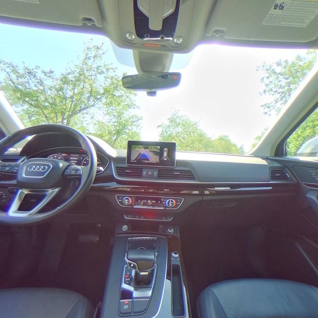 Used 2018 Audi Q5 2.0T Premium For Sale