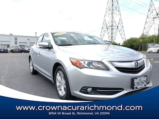 2013 Acura ILX Hybrid 1.5L w/Technology Package Sedan