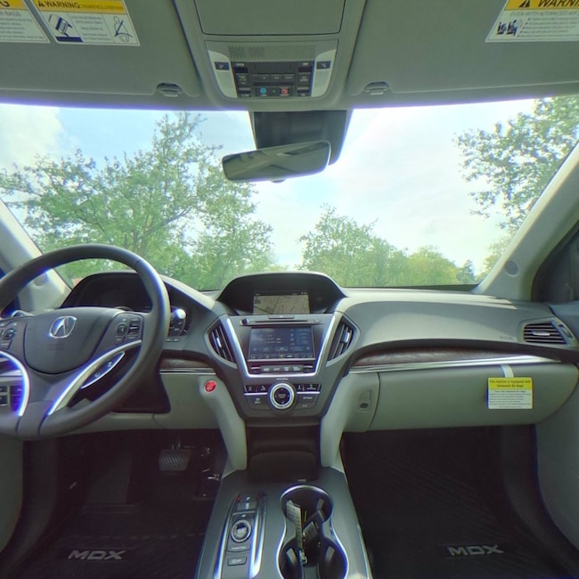 New 2020 Acura MDX SH-AWD With Technology Package For Sale