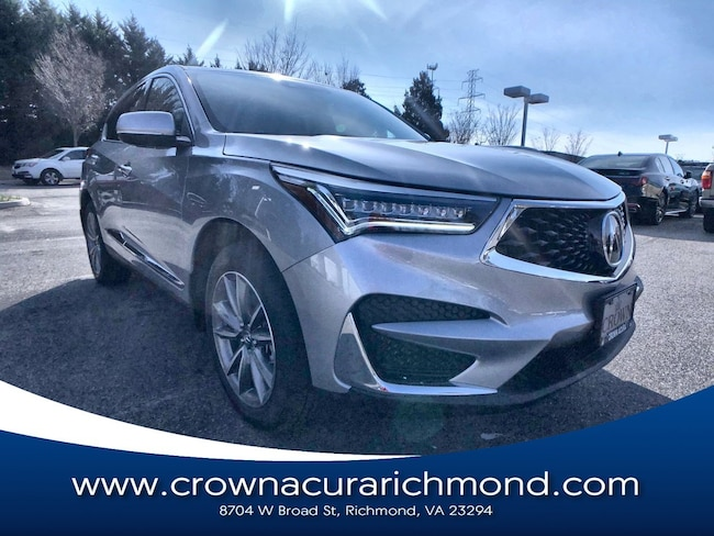 2020 Acura RDX with Technology Package SUV