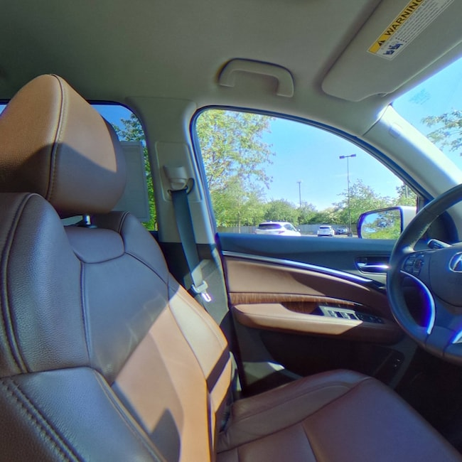 Used 2017 Acura MDX V6 SH-AWD With Technology Package For