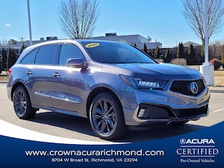 2020 Acura MDX Technology & A-Spec Packages SUV