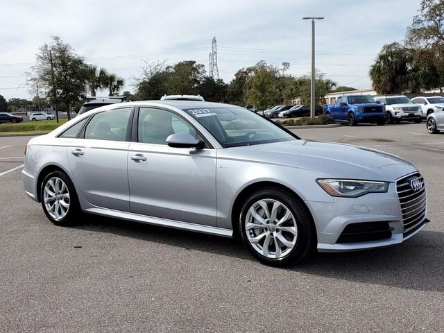 2017 Audi A6 Premium Plus 2.0 TFSI Premium Plus FWD