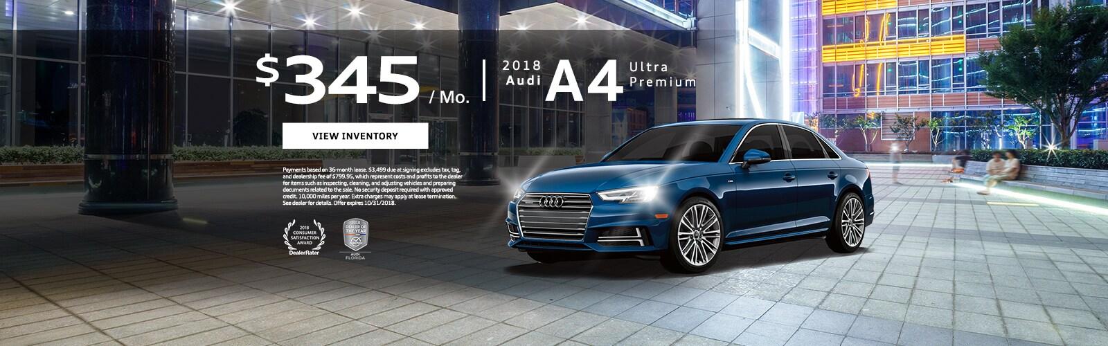 Audi Clearwater New Audi Dealership Near St Petersburg Tampa - Audi dealers florida