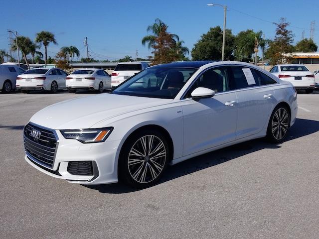 2019 Audi A6 Premium Plus Premium Plus 55 TFSI quattro