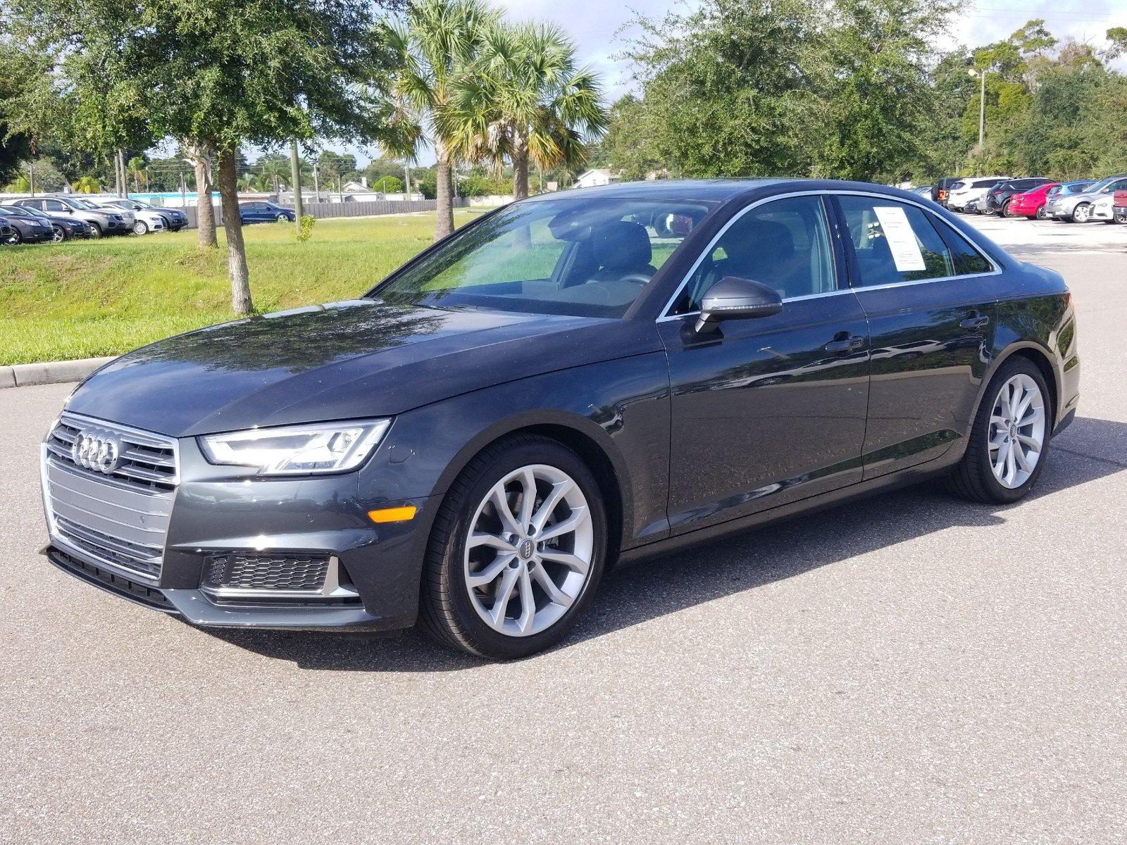 2019 Audi A4 Premium Plus Premium Plus 40 TFSI