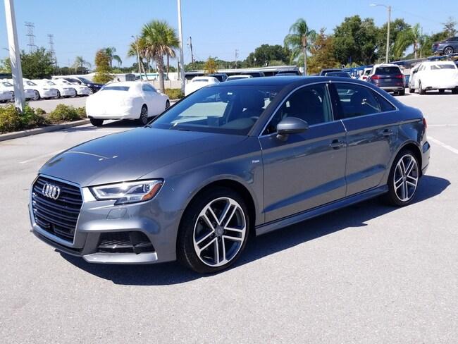 2019 Audi A3 Sedan Premium Plus Premium Plus 40 TFSI